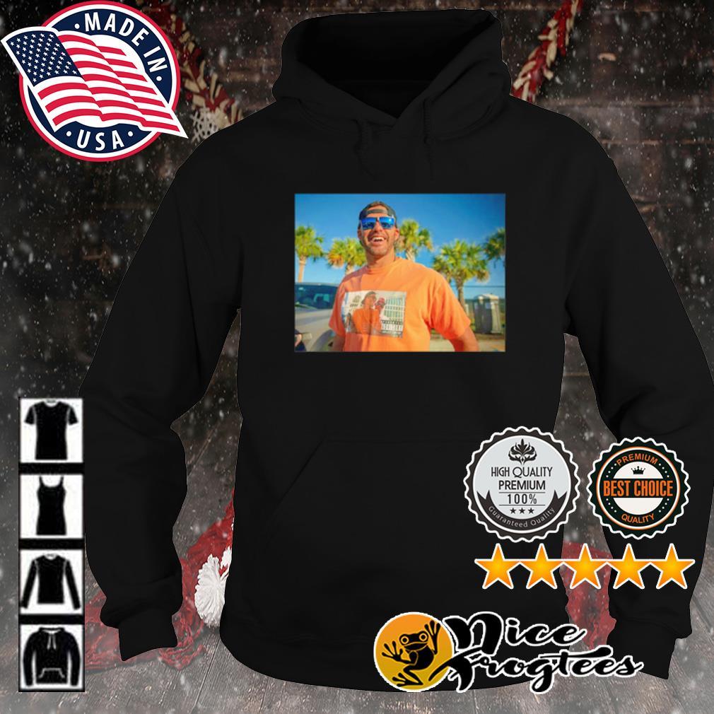 Tom Brady trolled by JD Martinez with s hoodie