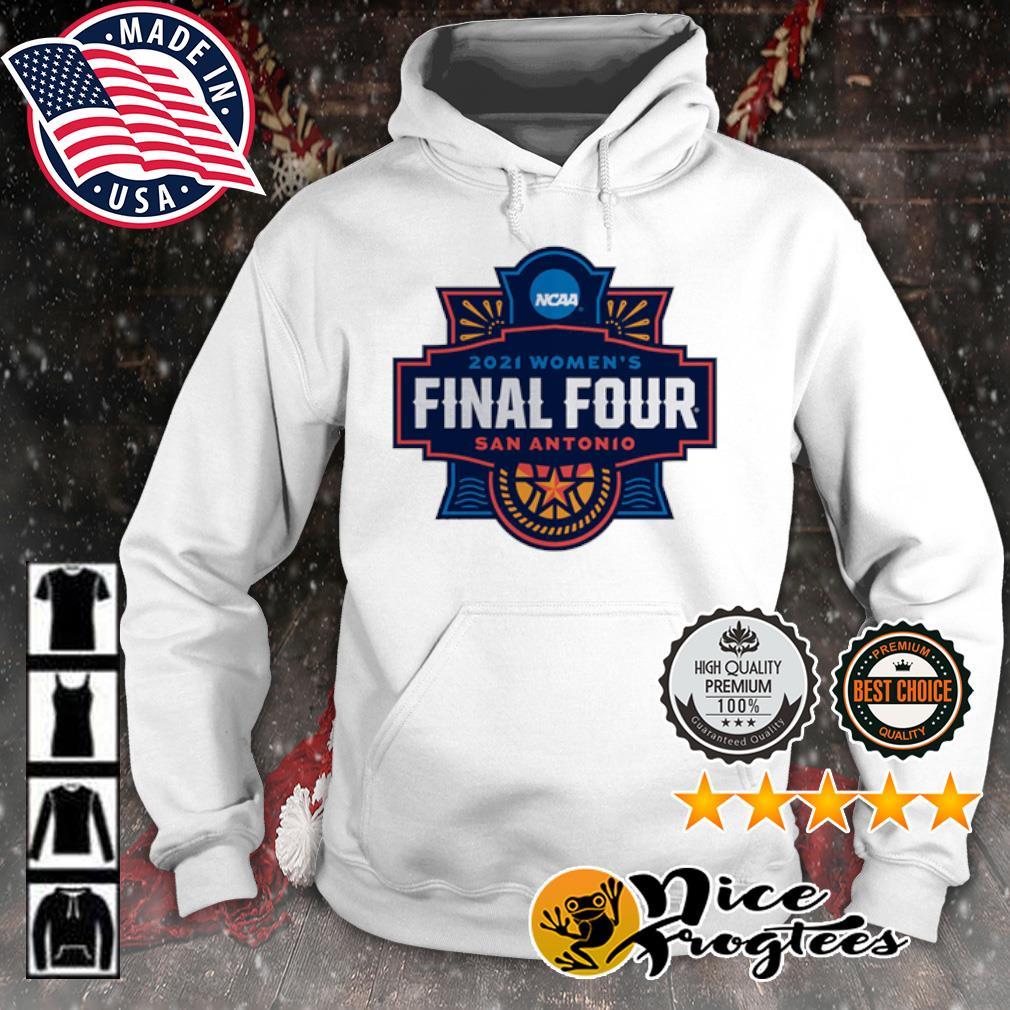 021 NCAA Women's Basketball Tournament March Madness Final Four Backboard s hoodie