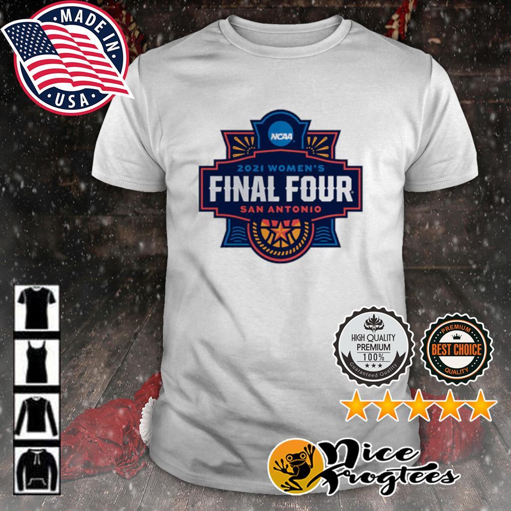 021 NCAA Women's Basketball Tournament March Madness Final Four Backboard shirt