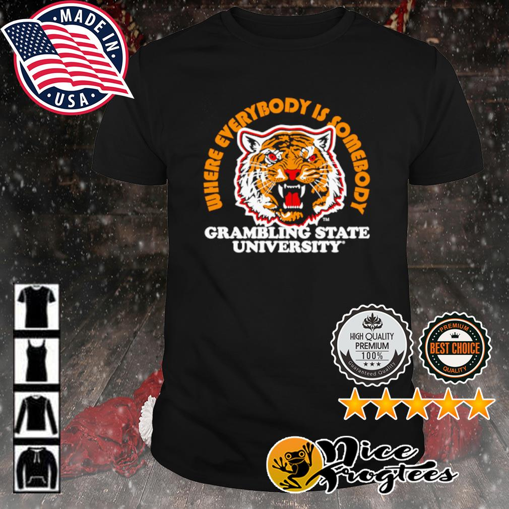 Grambling University Pupil 2021 NBA All-Star Game x HBCU Collection Mantra Pullover shirt