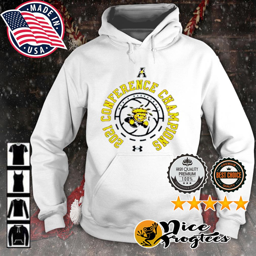 Wichita State Shockers men's basketball 2021 conference champions s hoodie