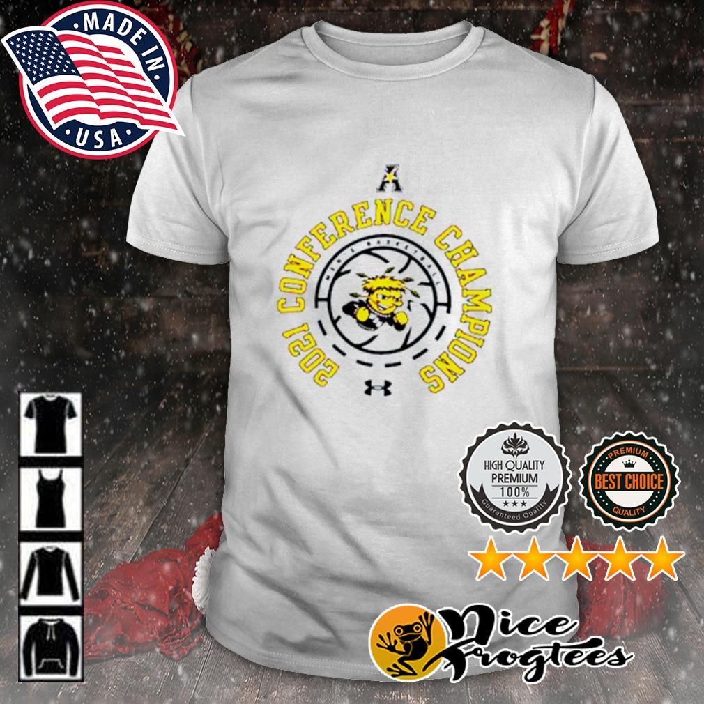 Wichita State Shockers men's basketball 2021 conference champions shirt