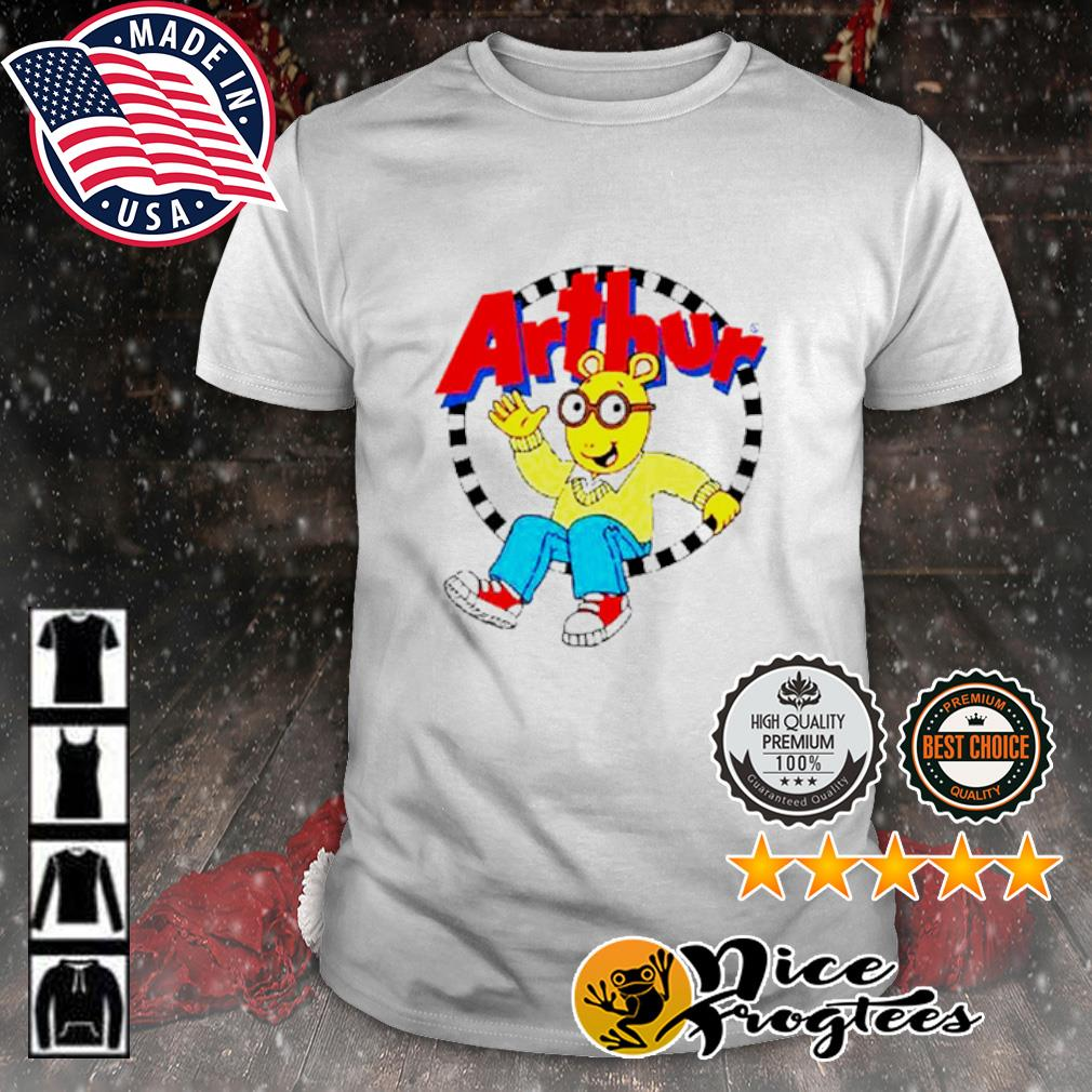 Arthur Cartoon Character shirt