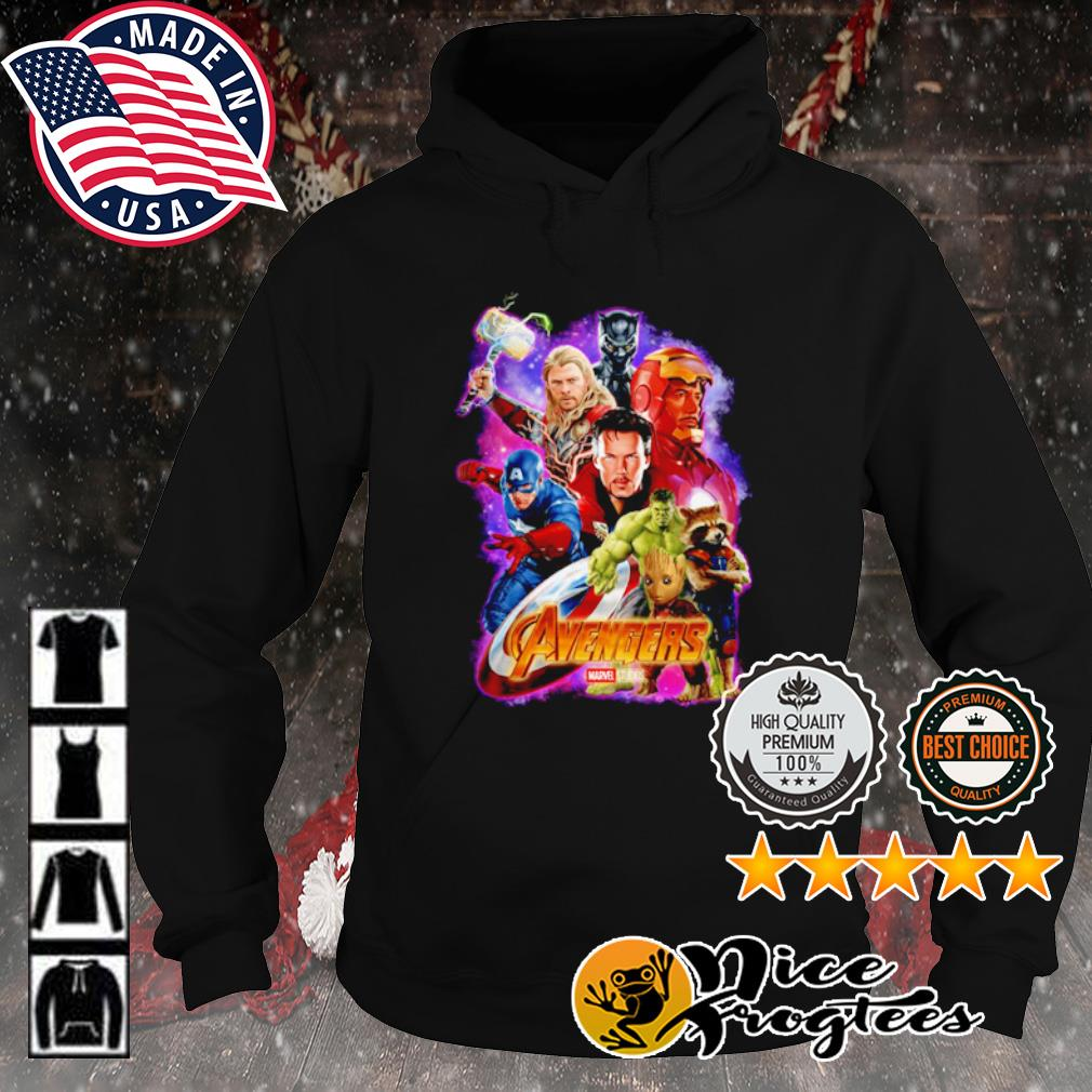 Avengers Marvel Studios superman s hoodie