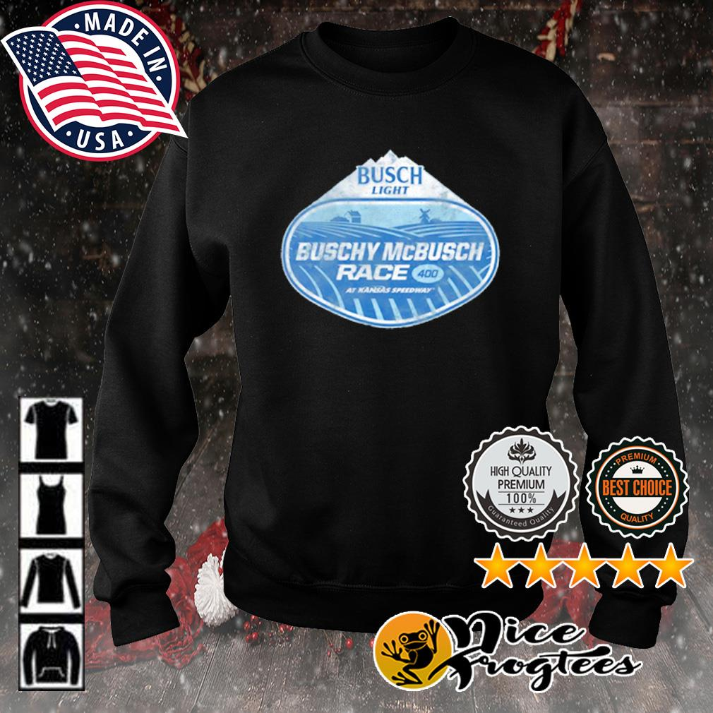 Busch Light Busch Busch race 400 s sweater