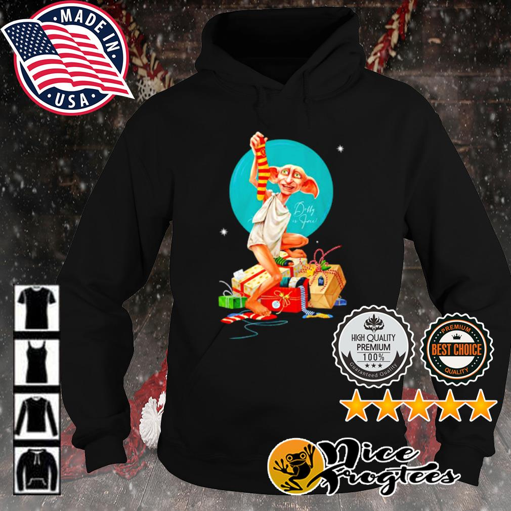 Dobby is free Harry Potter s hoodie