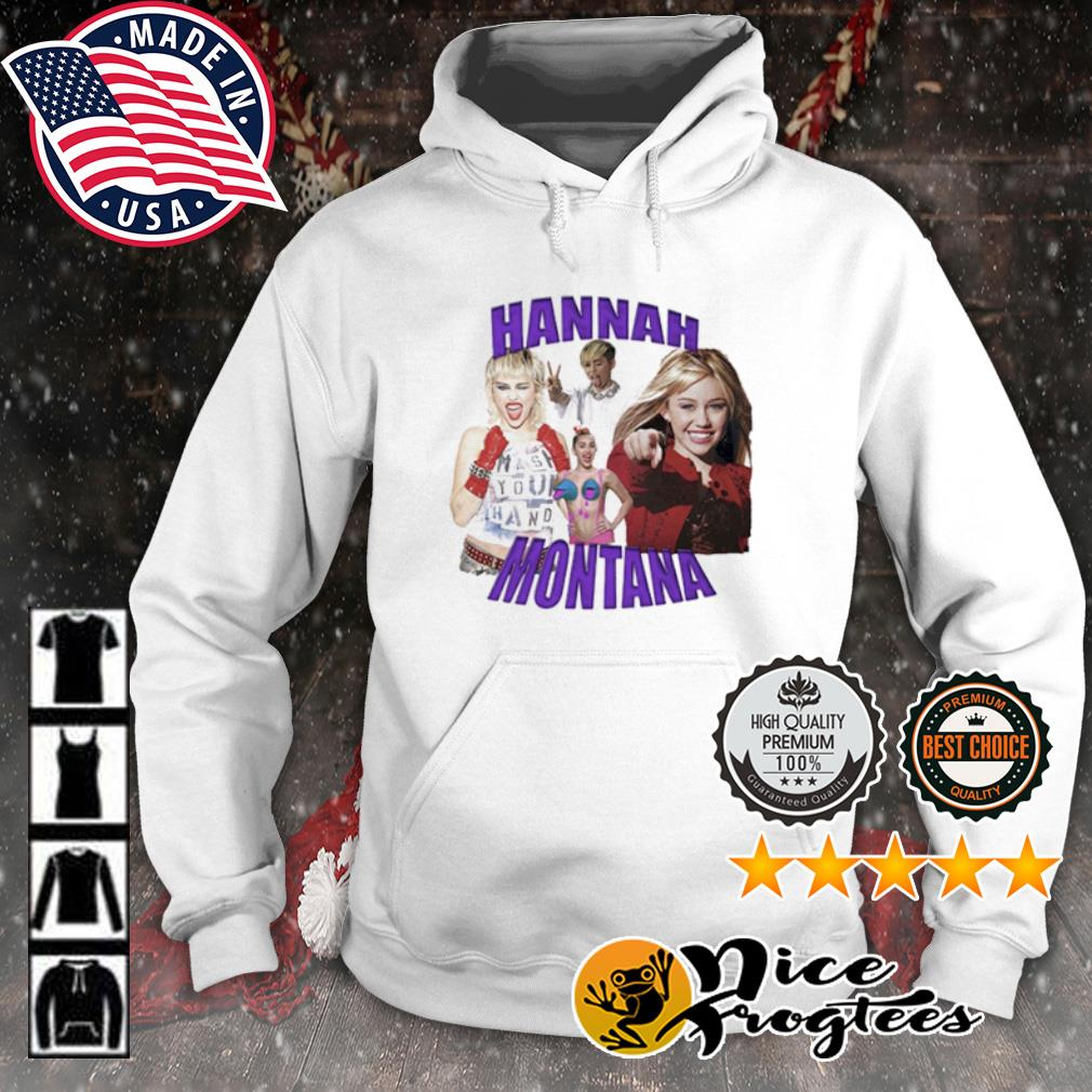 Hannah Montana s hoodie