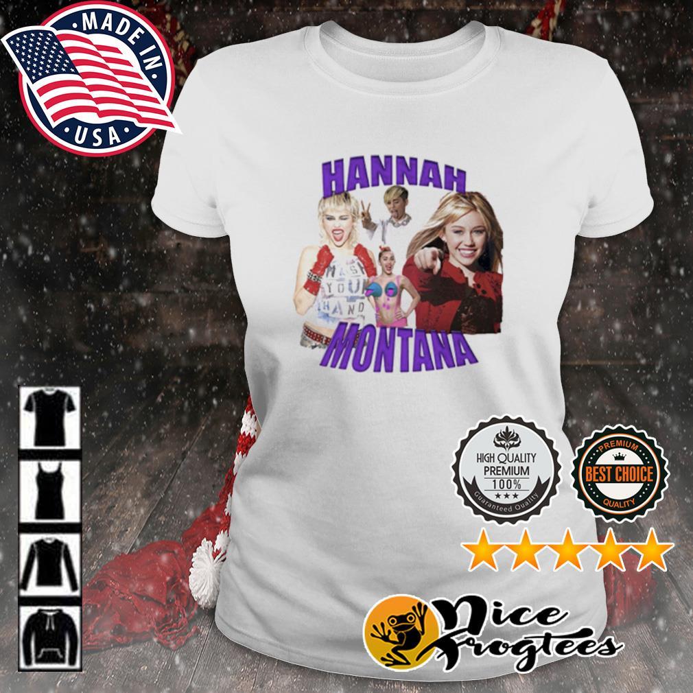 Hannah Montana s ladies-tee