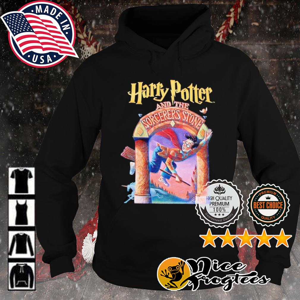 Harry Potter and the sorcerer's stone s hoodie
