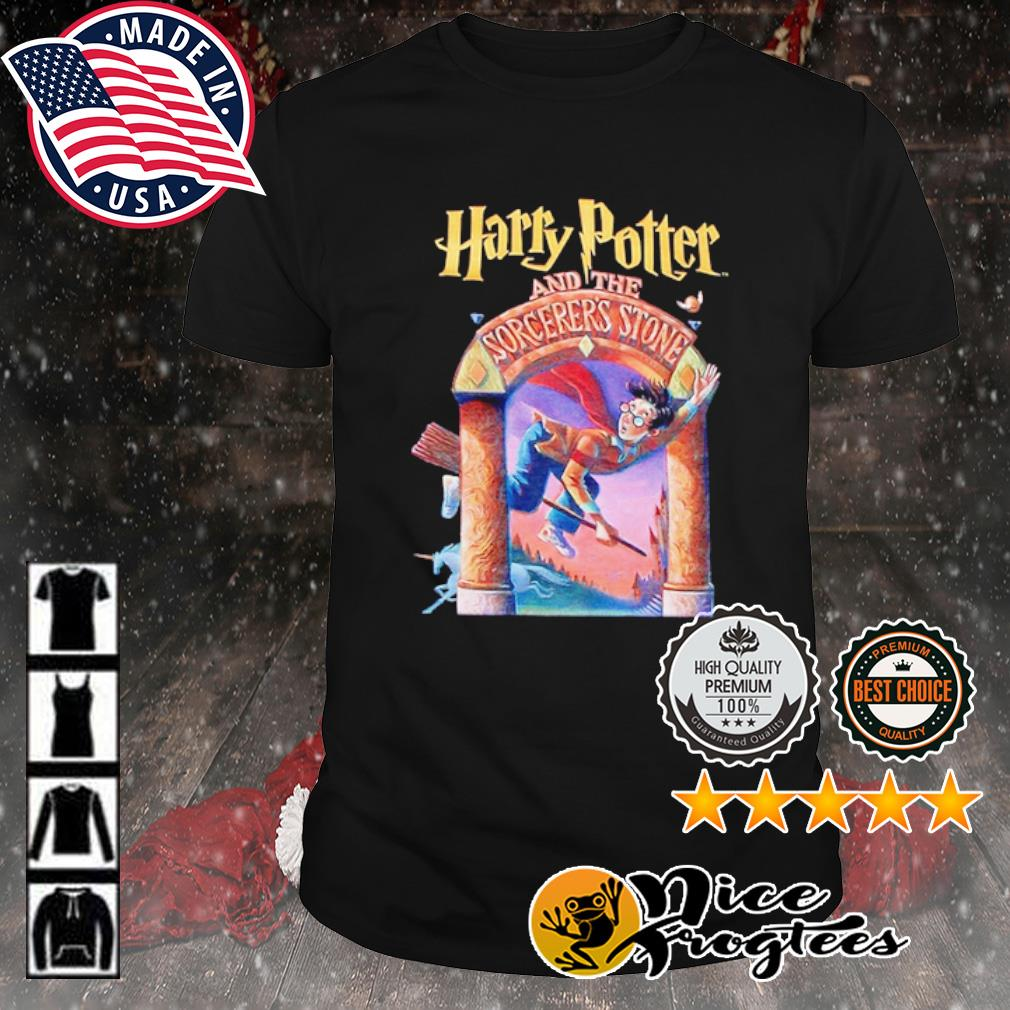 Harry Potter and the sorcerer's stone shirt