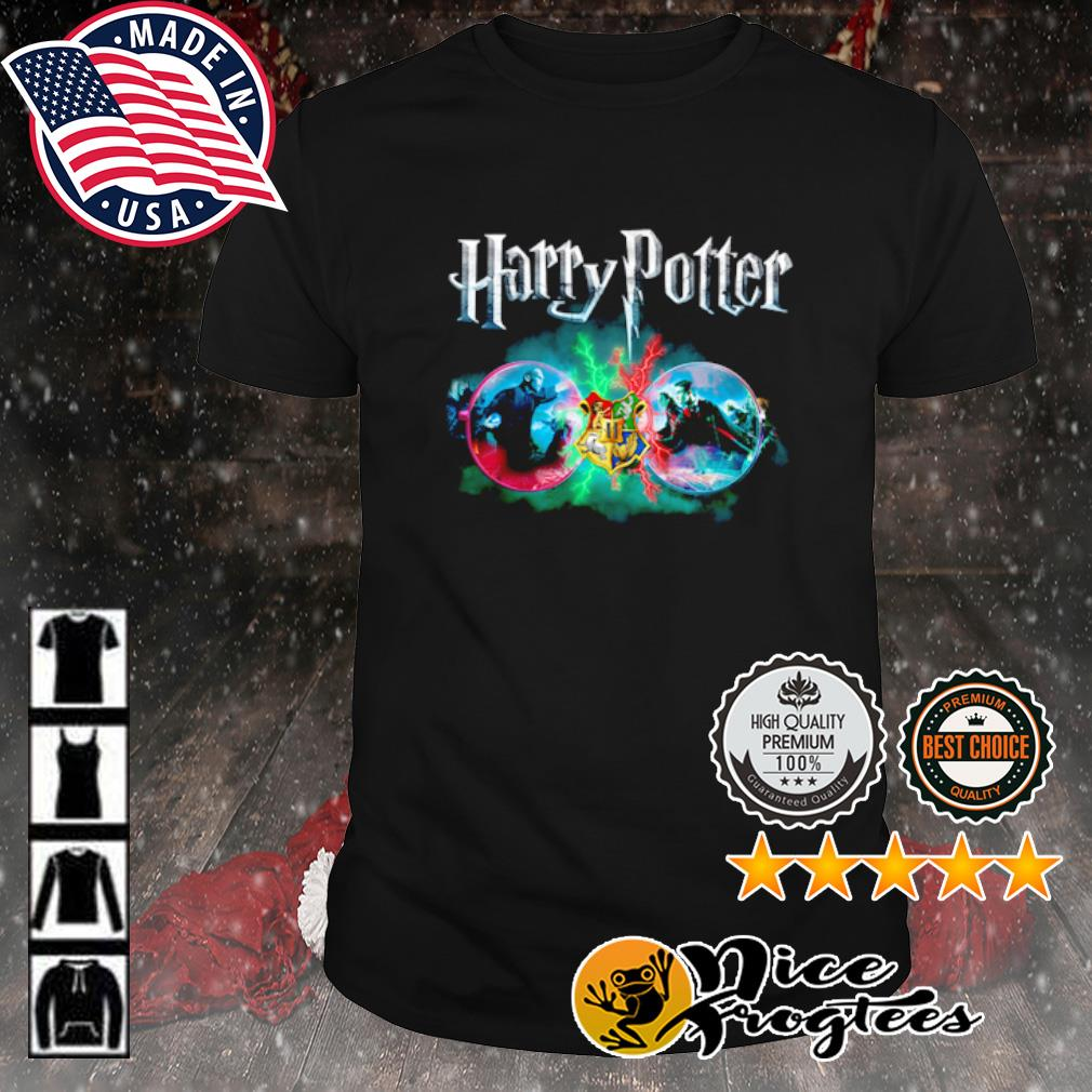 Harry Potter Hogwart shirt