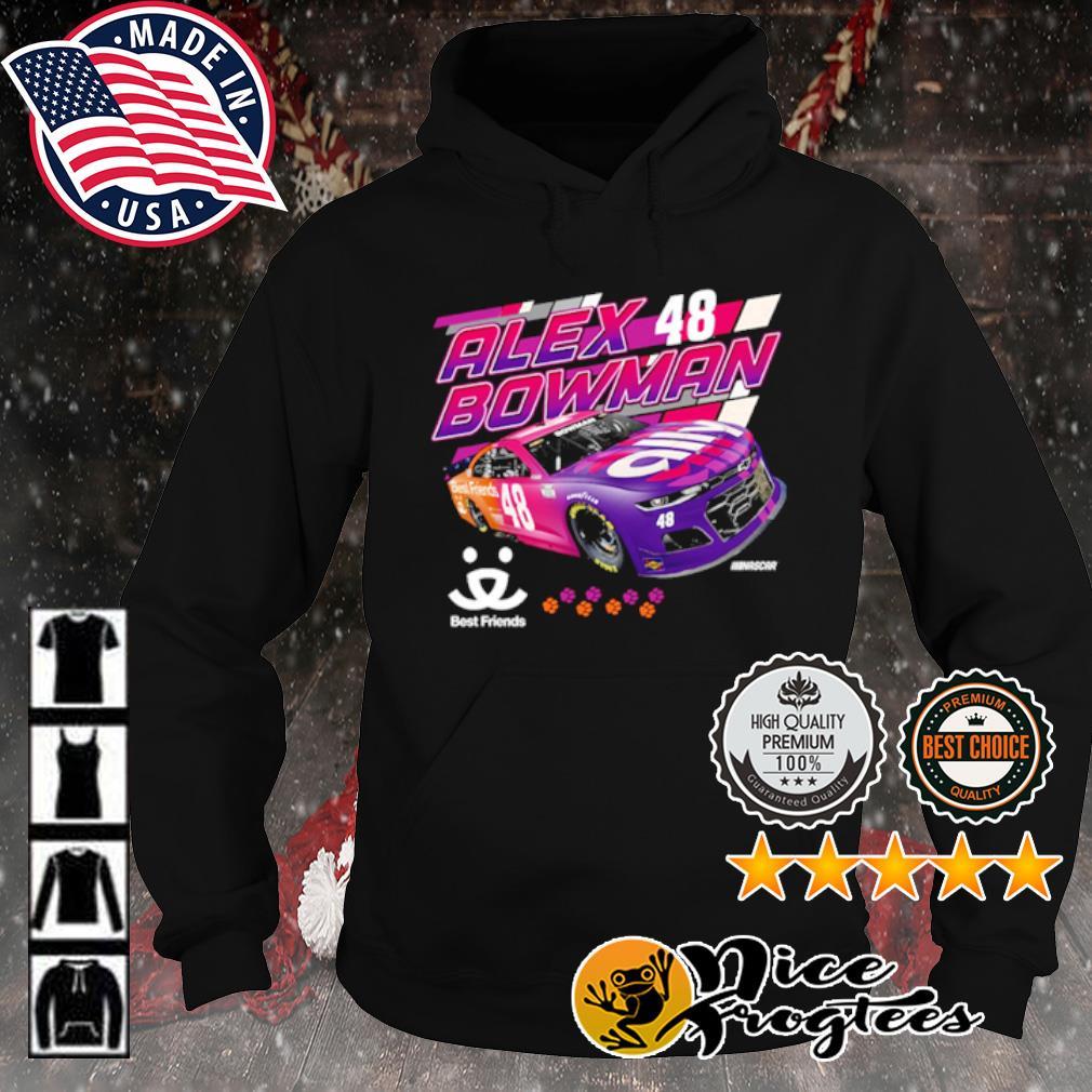 Hendrick Motorsports Team Collection Alex Bowman s hoodie