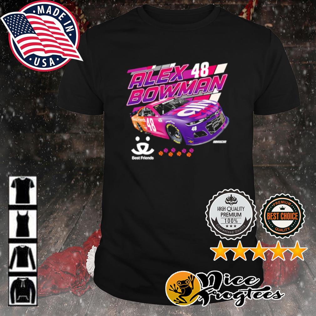 Hendrick Motorsports Team Collection Alex Bowman shirt
