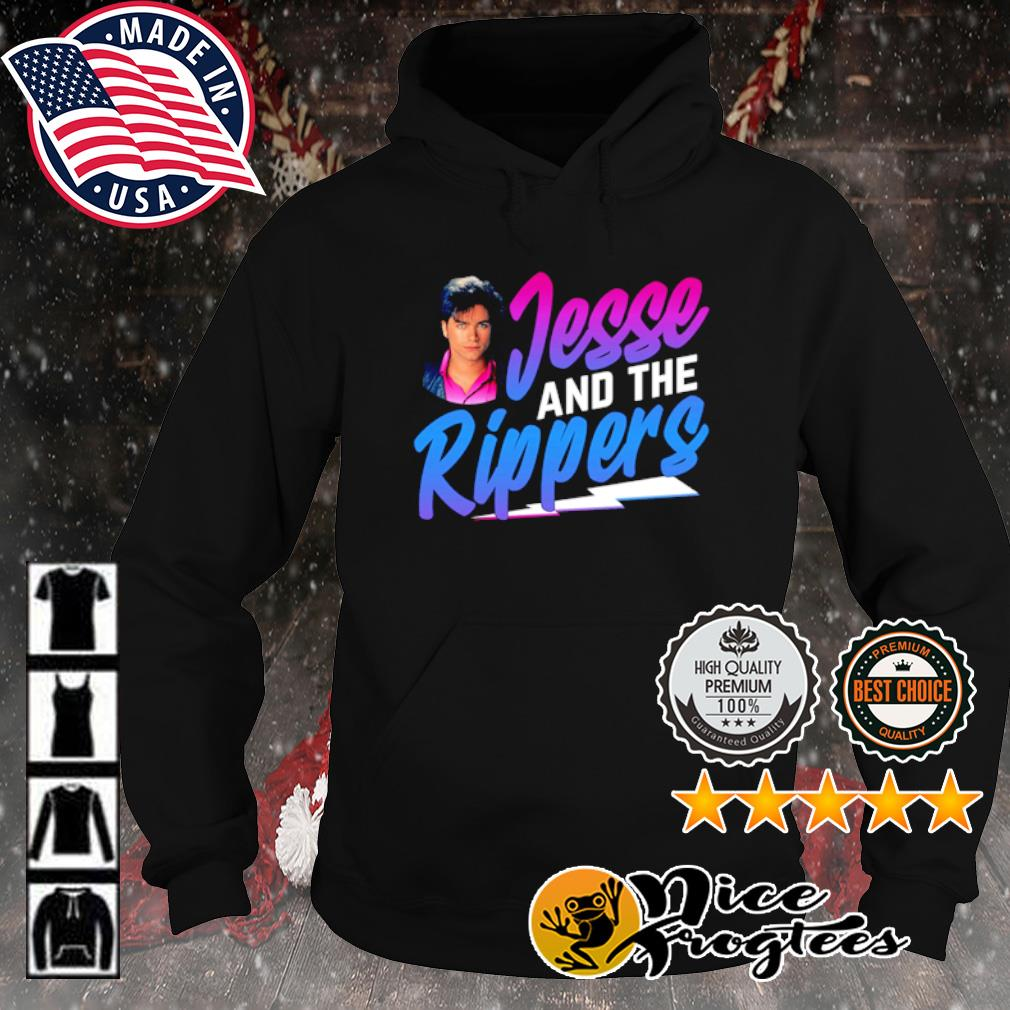 Jesse and the Rippers s hoodie
