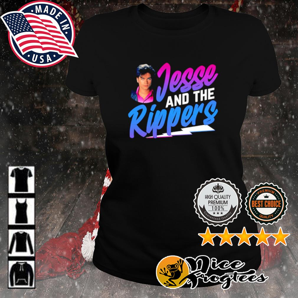 Jesse and the Rippers s ladies-tee