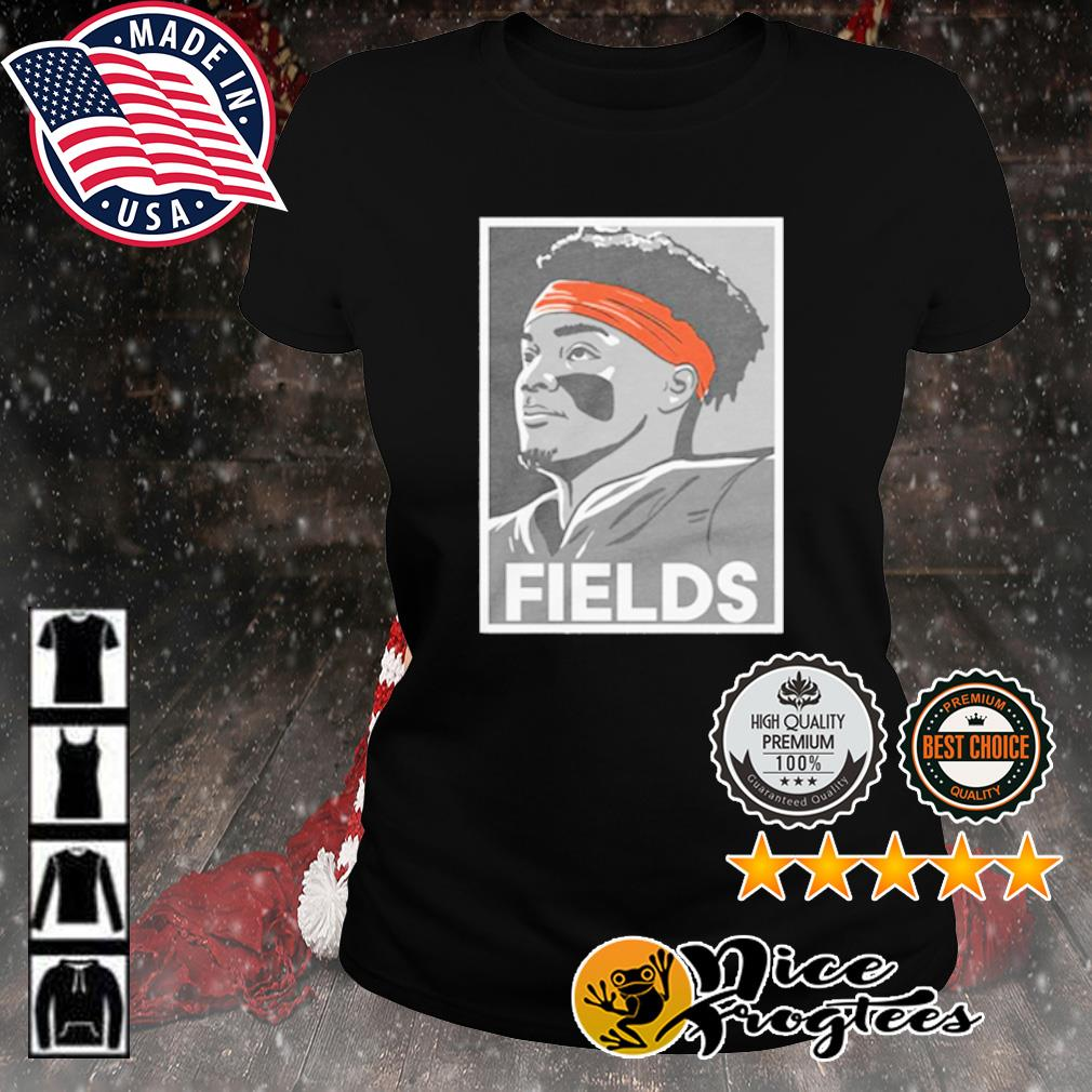 Justin Fields FIELDS s ladies-tee