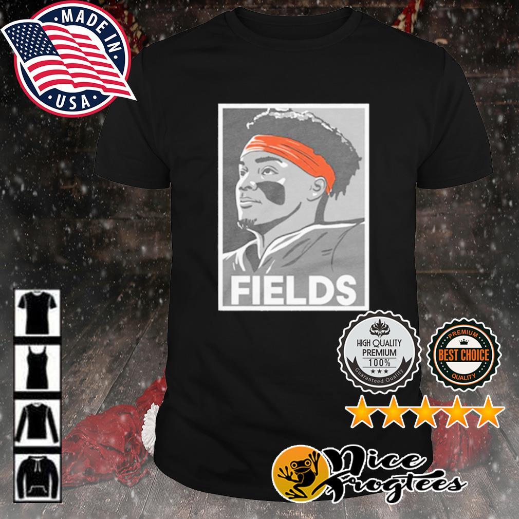 Justin Fields FIELDS shirt