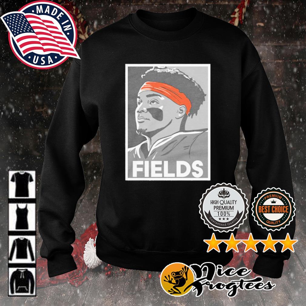 Justin Fields FIELDS s sweater