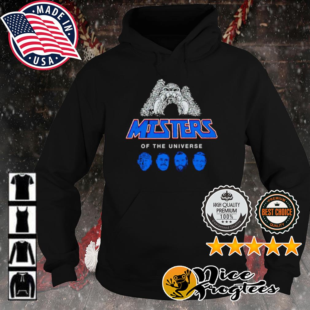 Misters of the Universe s hoodie