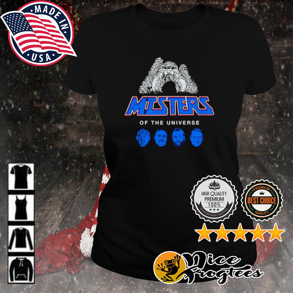 Misters of the Universe s ladies-tee