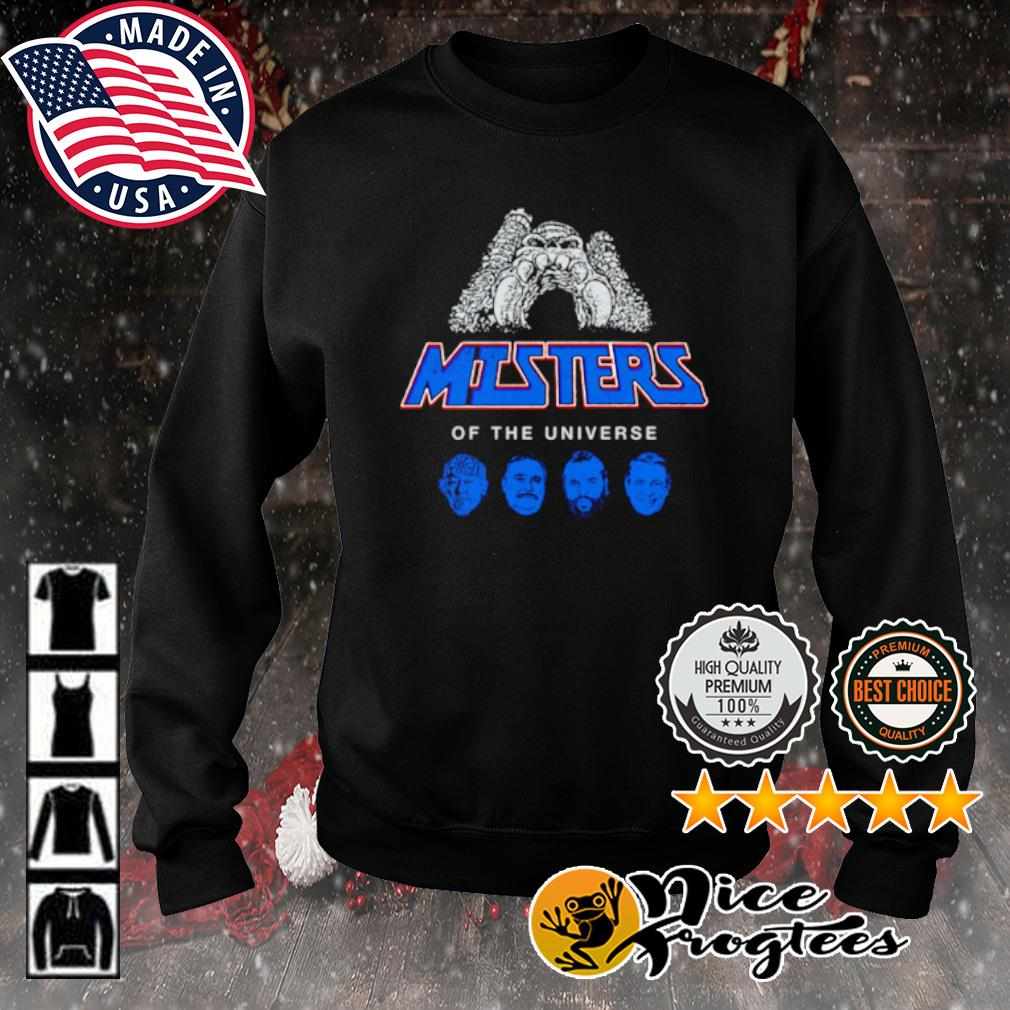 Misters of the Universe s sweater