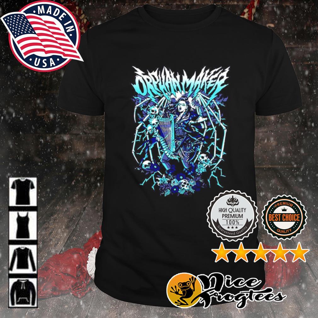 Orphan Maker Band shirt
