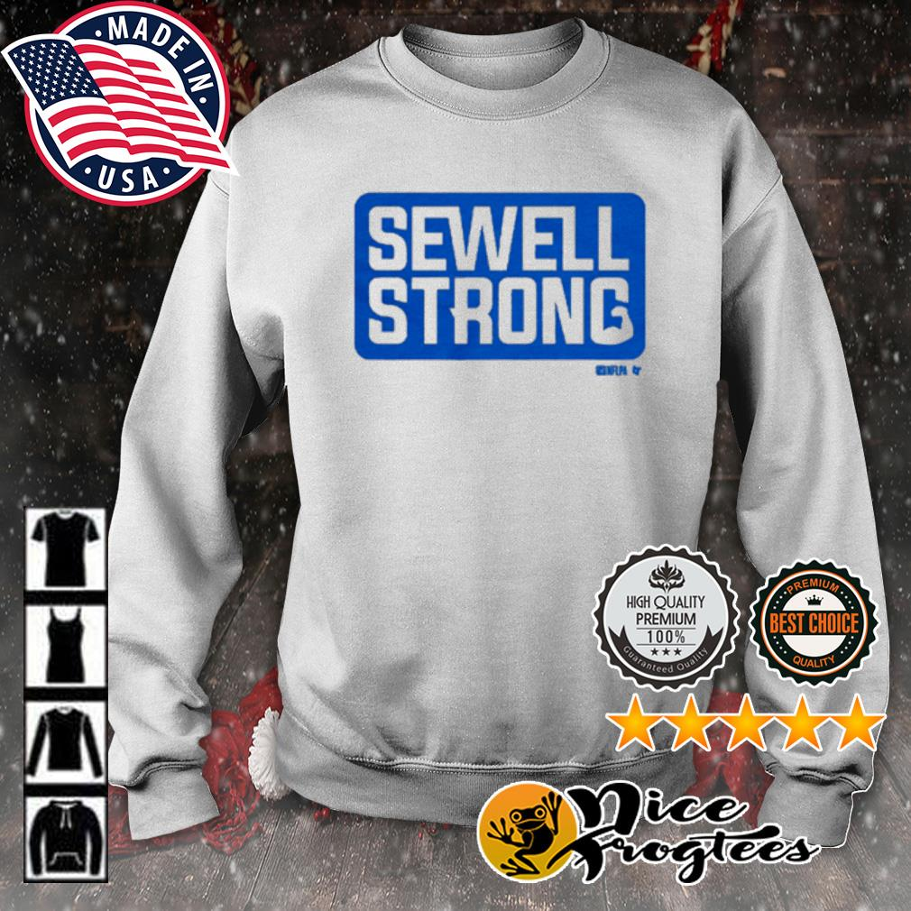 Penei Sewell Sewell Strong s sweater