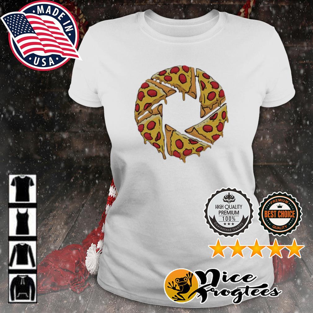 Pizza ShutterPizza Slice Camera Shutter s ladies-tee