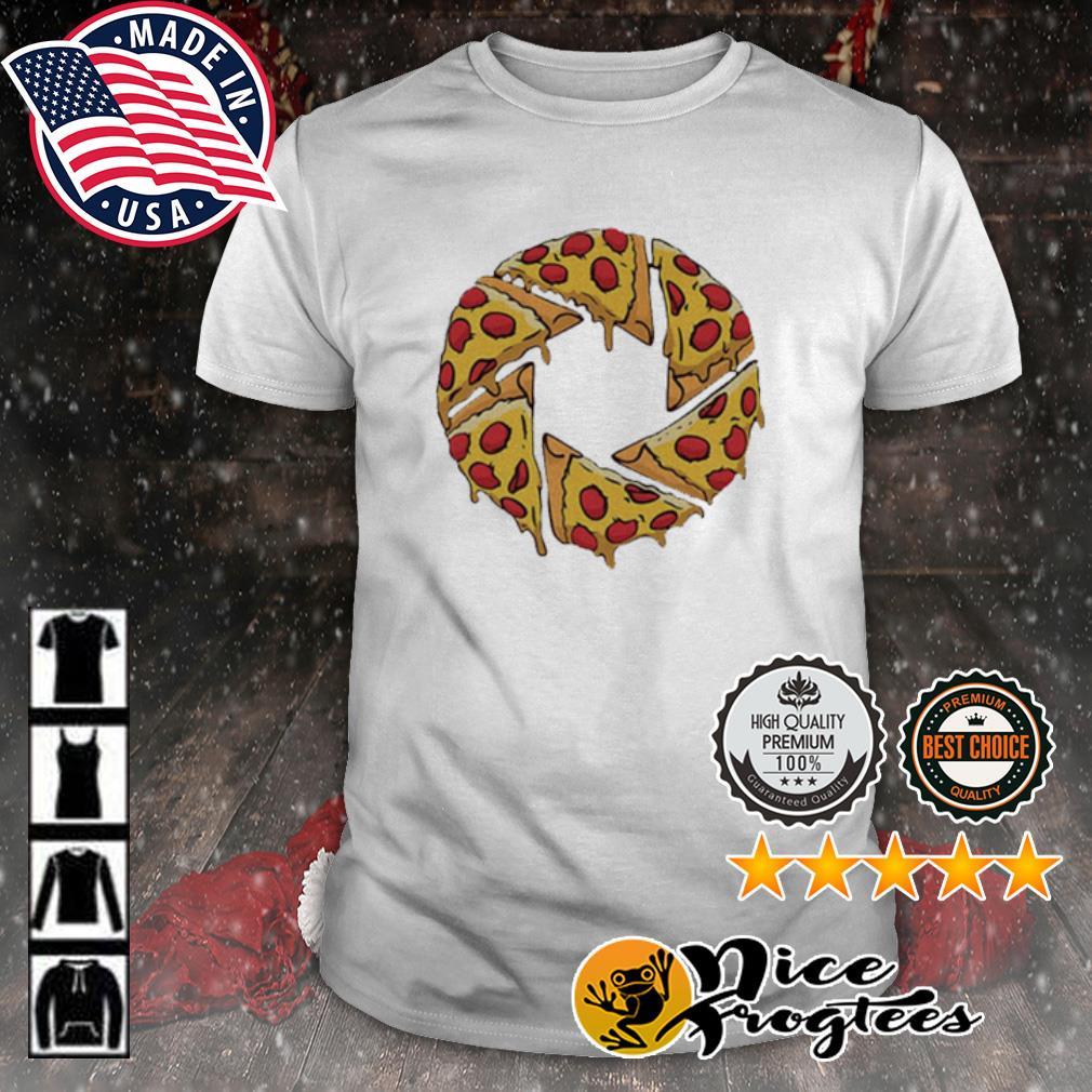 Pizza ShutterPizza Slice Camera Shutter shirt
