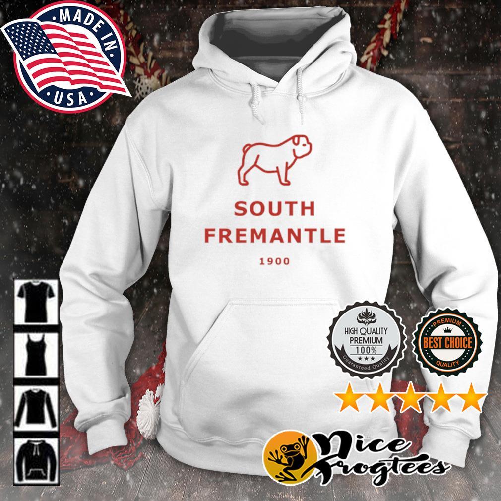 South Fremantle Bulldogs football club s hoodie