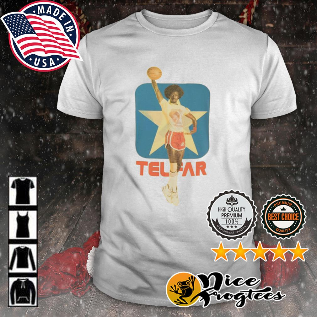 Telfar Converse Basketball shirt
