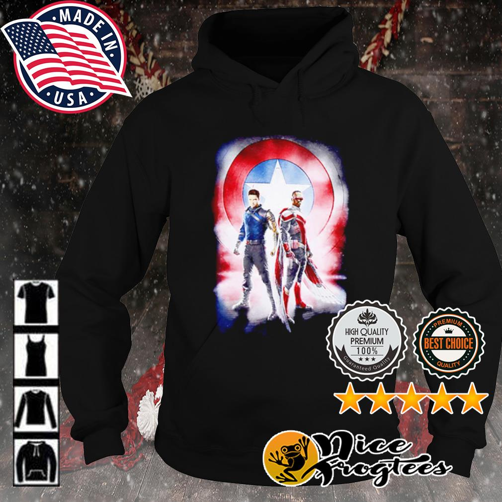 The Falcon and The Winter Soldier Duo s hoodie