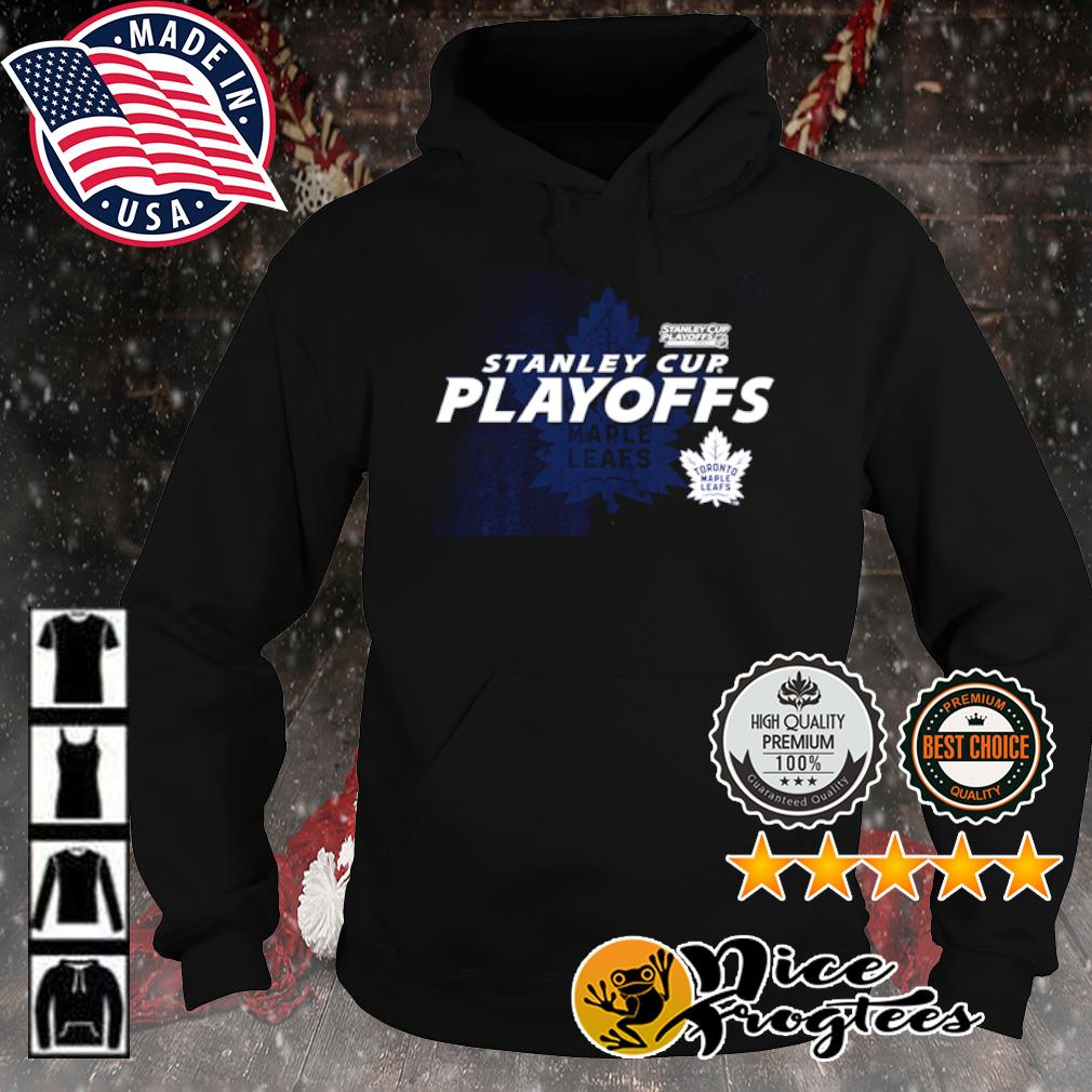 Toronto Maple Leafs 2021 Stanley Cup Playoffs Bound Turnover s hoodie