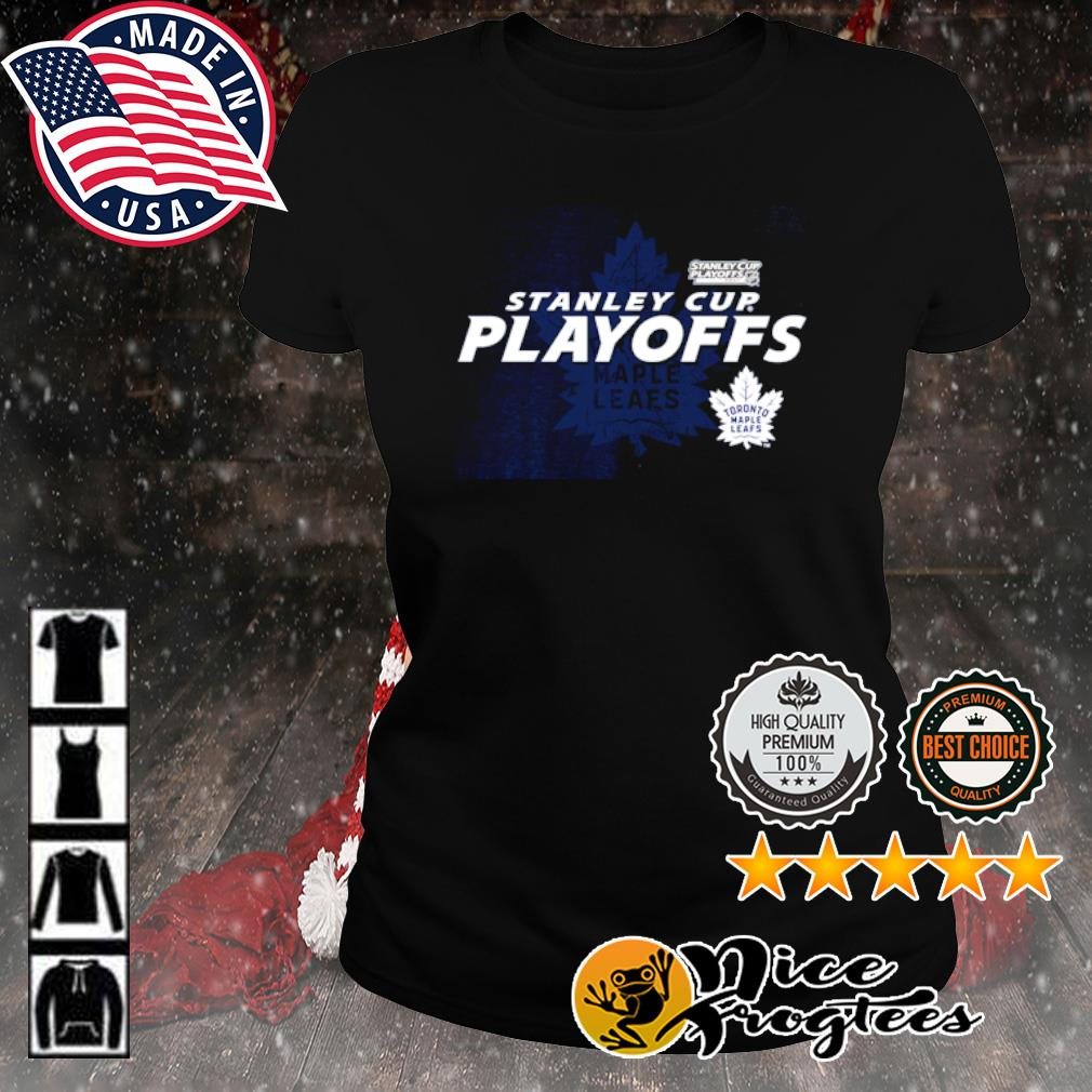 Toronto Maple Leafs 2021 Stanley Cup Playoffs Bound Turnover s ladies-tee