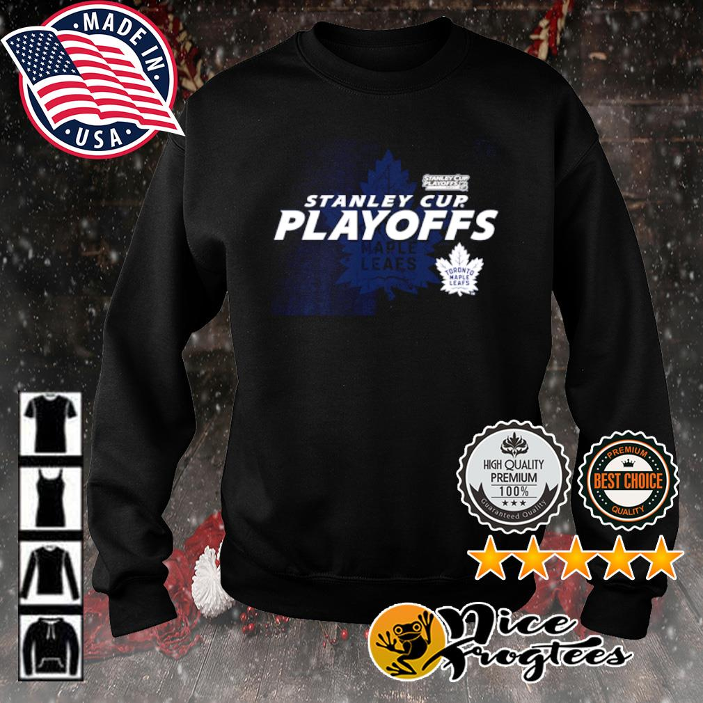 Toronto Maple Leafs 2021 Stanley Cup Playoffs Bound Turnover s sweater