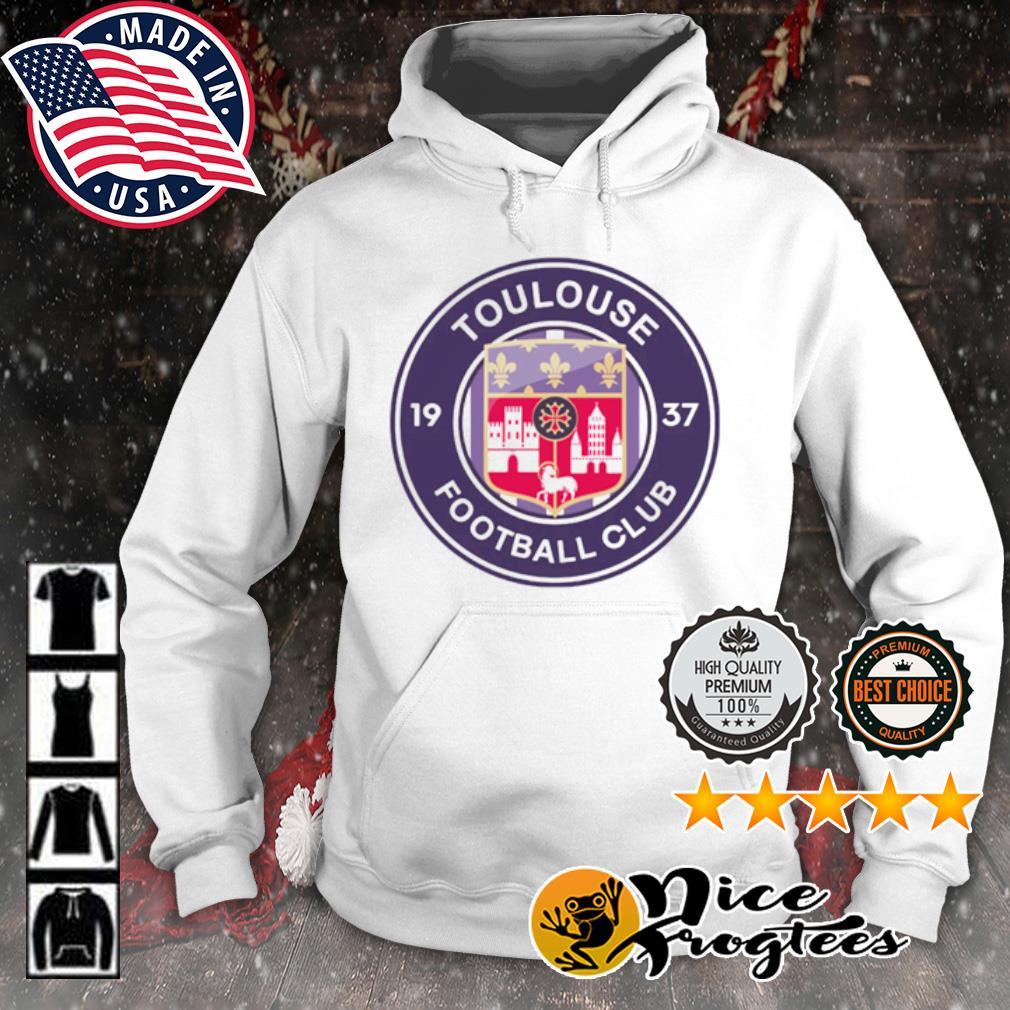 Touluse football club 1937 s hoodie