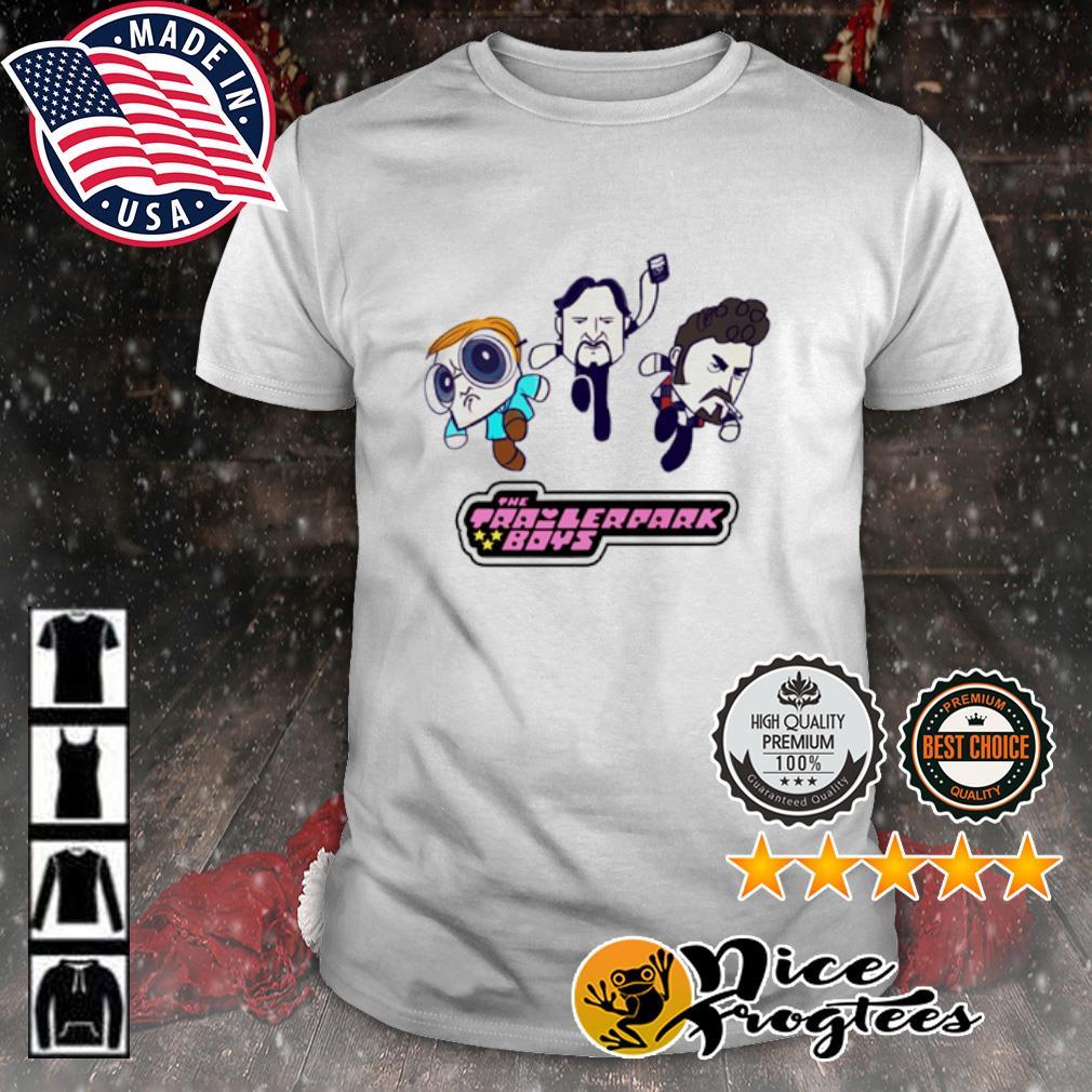 Trailer Park Boys cartoon shirt
