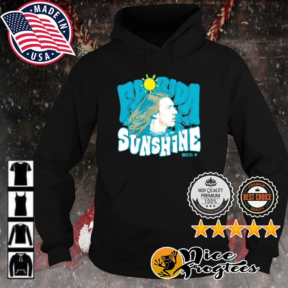 Trevor Lawrence Florida Sunshine s hoodie