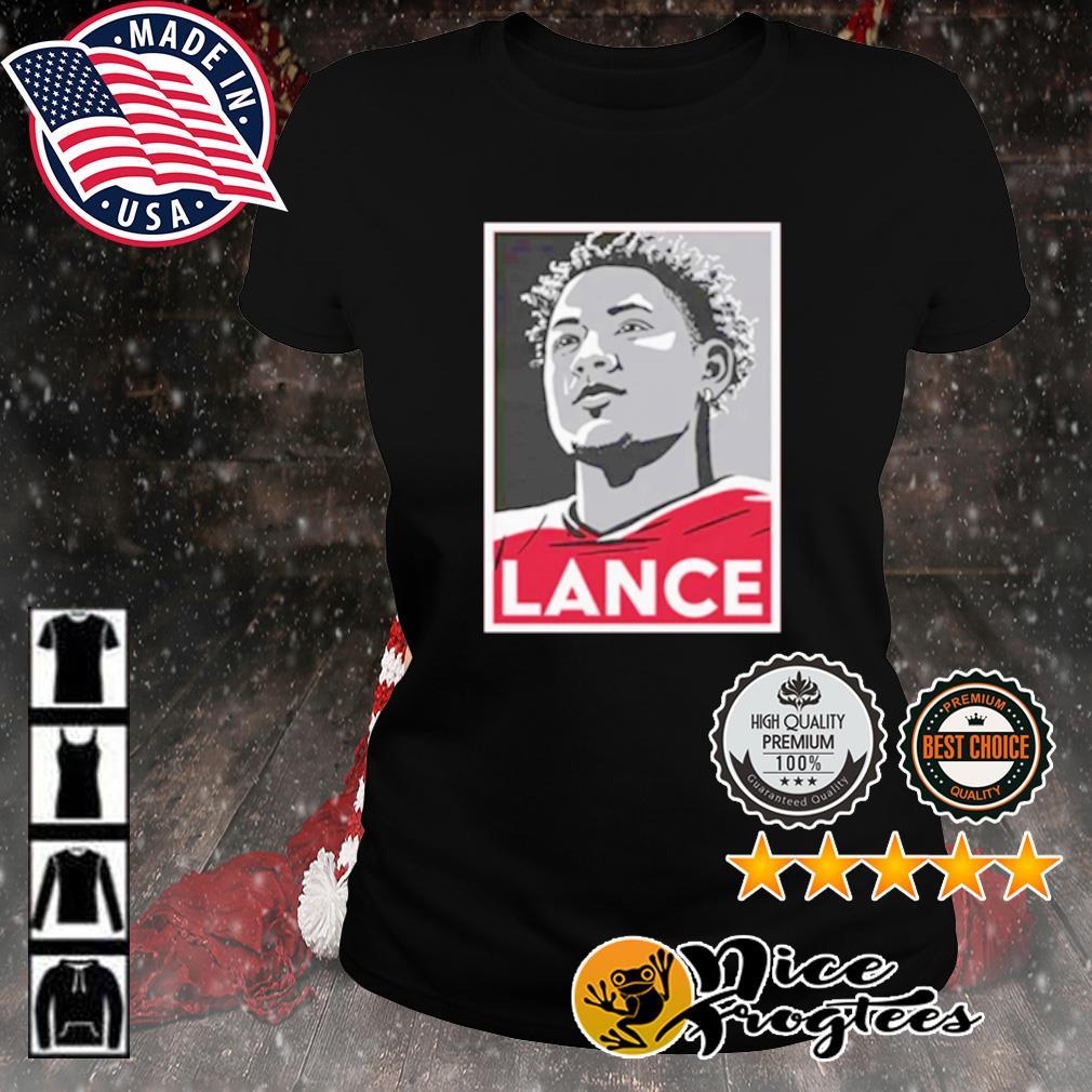 Trey Lance LANCE s ladies-tee