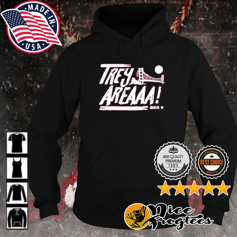 Trey Lance Trey Area s hoodie