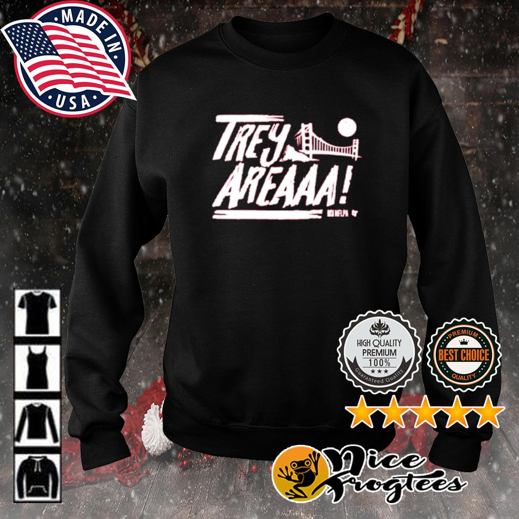 Trey Lance Trey Area s sweater