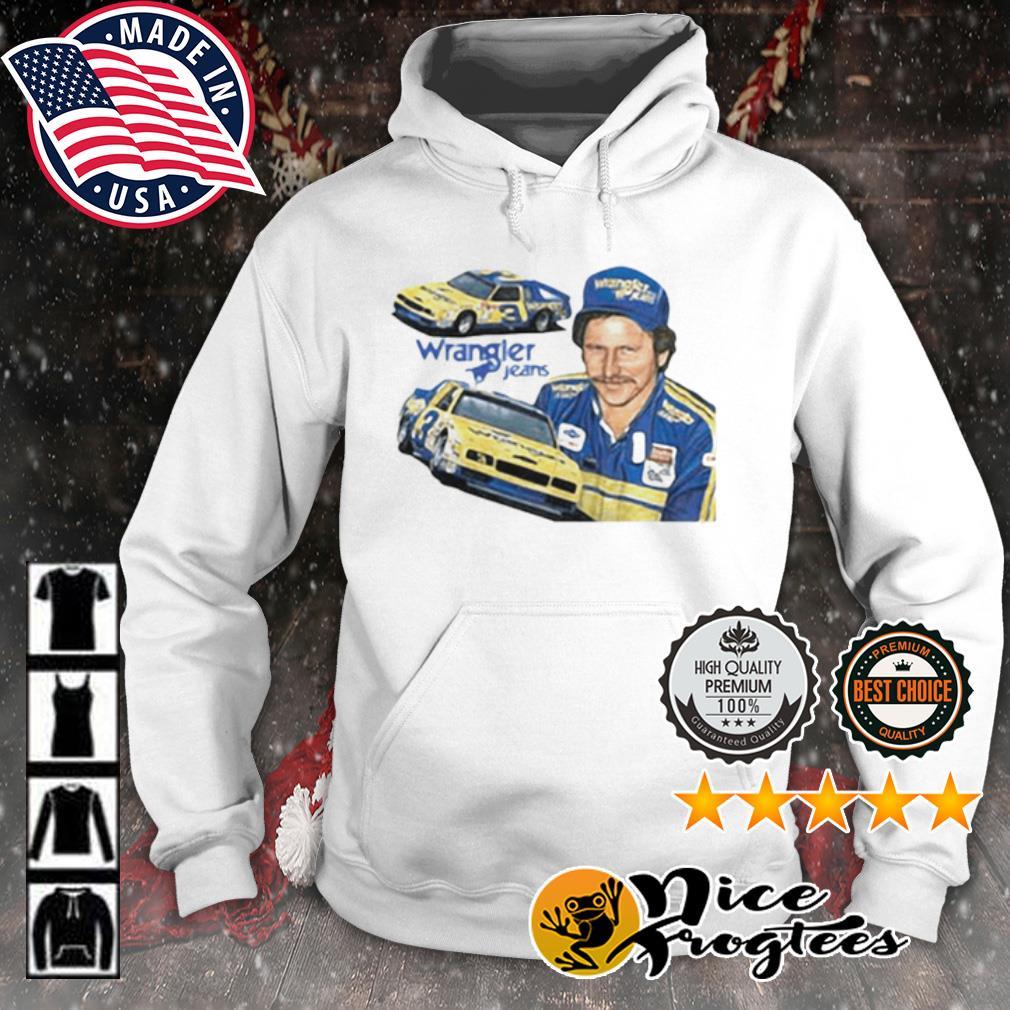 Wrangler nascar signature s hoodie