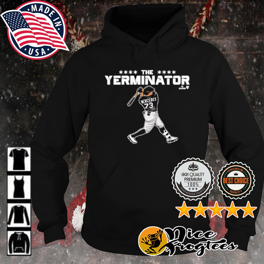 Yermin Mercedes Yerminator s hoodie