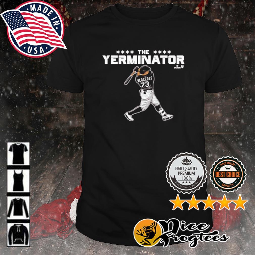 Yermin Mercedes Yerminator shirt