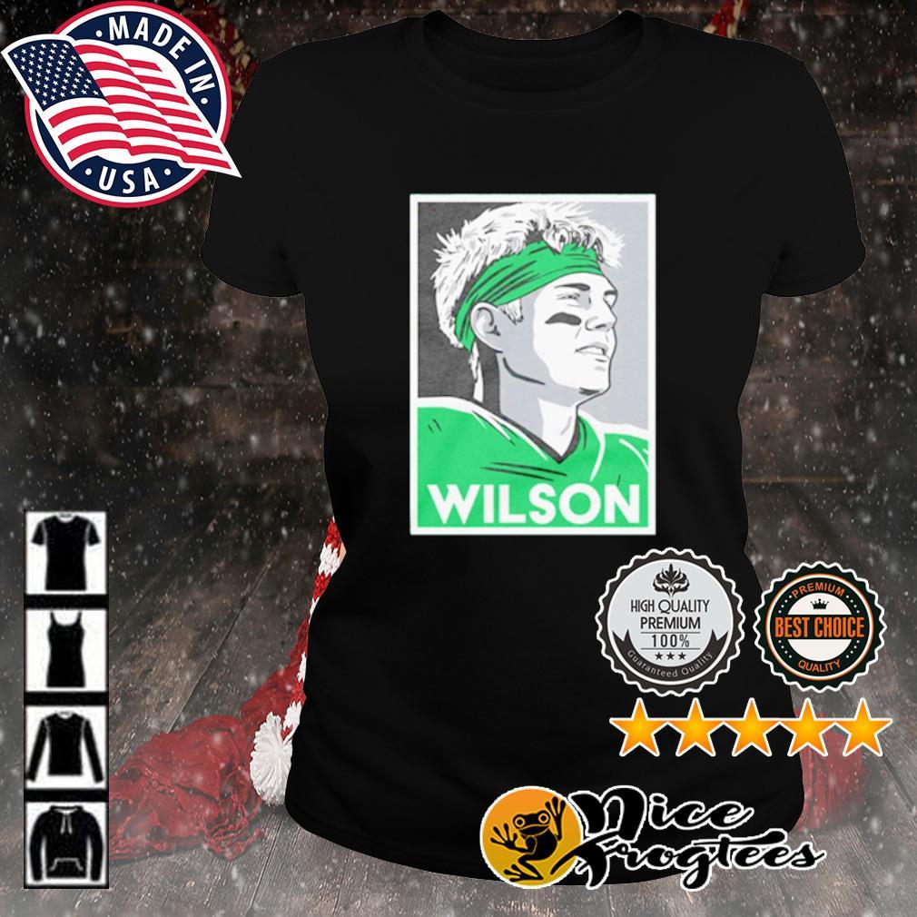 Zach Wilson WILSON s ladies-tee