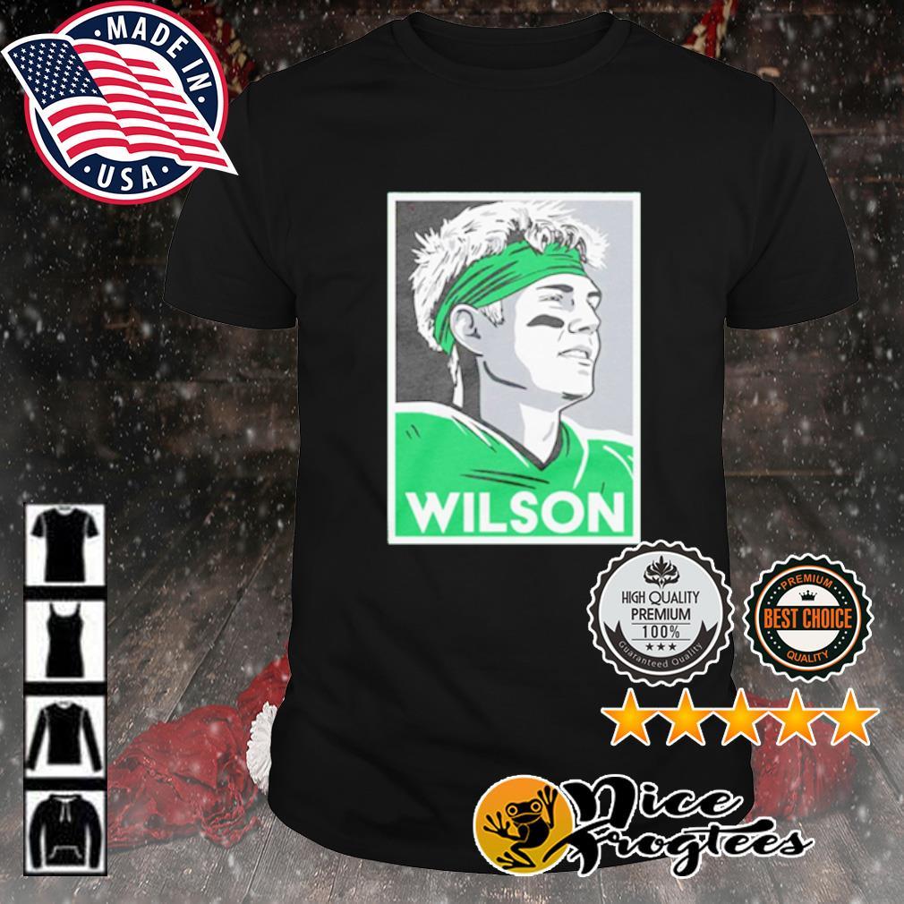 Zach Wilson WILSON shirt