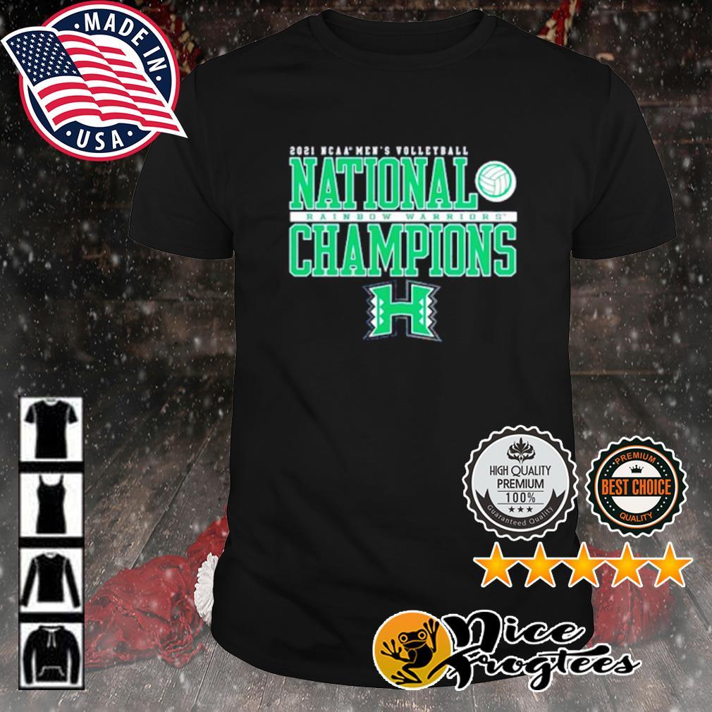 2021 NCAA Mens Volleyball National Champions shirt