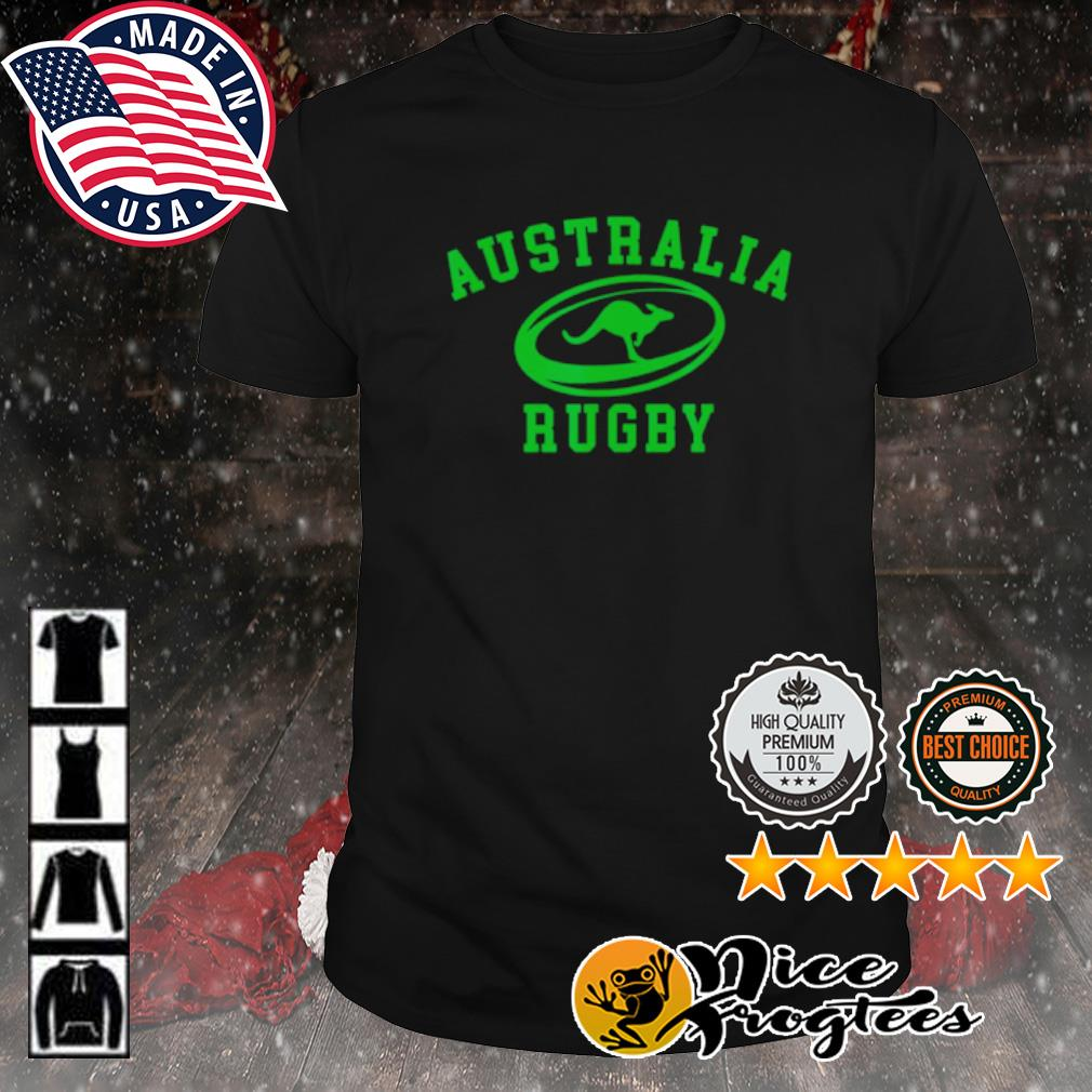 Australia Rugby Straya Kangaroo Rugby shirt