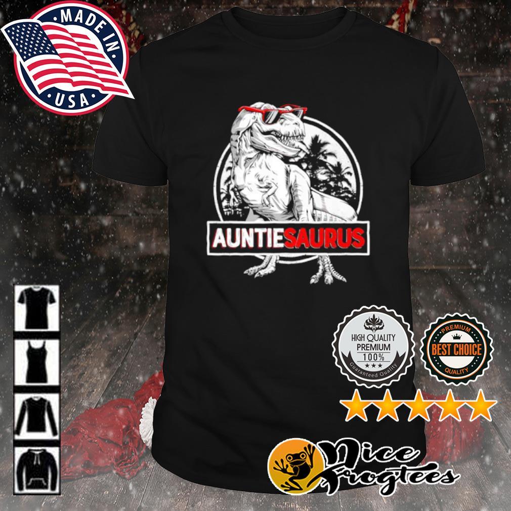 Dinorsaur Auntiesaurus shirt