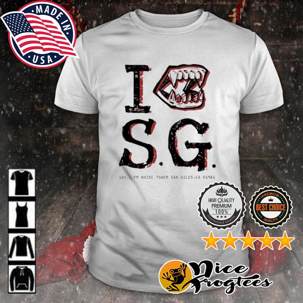 I heart S.G. shirt